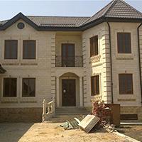 Дагестанский фасадный камень и брусчатка