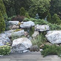 Ландшафтный камень, валуны